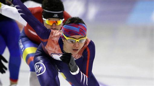 ▲黃郁婷活著界盃競速滑冰賽中肯定拿下冬奧資格。(圖/翻攝自黃郁婷臉書)