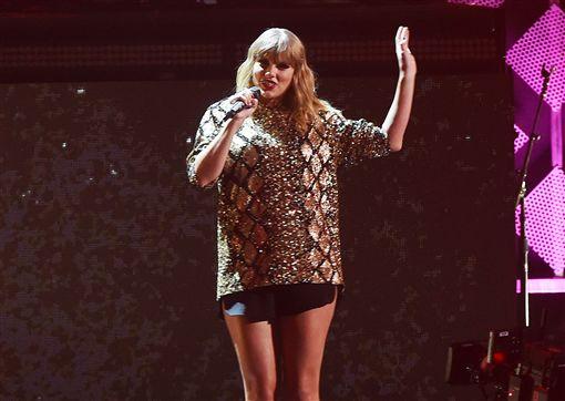 泰勒絲(Taylor Swift) 圖/達志影像