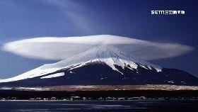 富士山怪雲1800