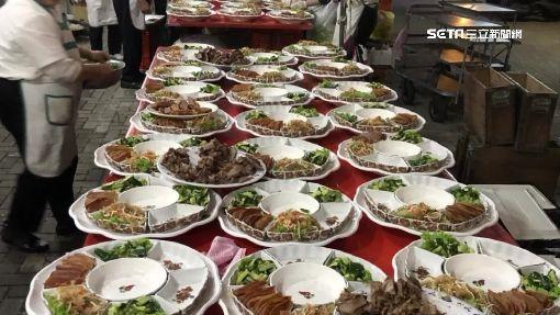 阿勇師親辦桌 紅蟳鮑魚滿桌.炭烤百條魚