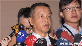 國防部發言人陳中吉 圖/記者林敬旻攝