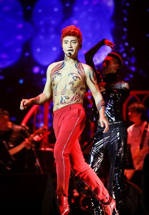 陳志朋,小帥虎,紅色高跟鞋