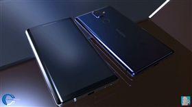 Nokia 9 翻攝影片