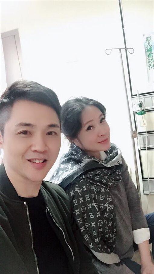 洪百榕,宋達民,/翻攝自宋達民和洪百榕愛的粉園臉書