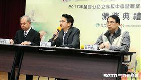 疾管署副署長羅一鈞說說明行政院農委會昨(4)日確認一起由台江國家公園拾獲的黑面琵鷺屍體,檢出H5N6亞型高病原性禽流感現況。(圖/記者楊晴雯攝)