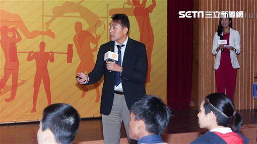 長庚團隊召集人林瀛洲醫師(圖/記者蔡宜瑾攝)
