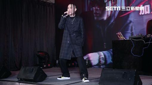 嘻哈歌手BCW加盟環球唱片簽約暨首波單曲發佈會