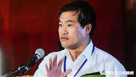 赦扁大聯盟總幹事蕭永達 圖/記者林敬旻攝