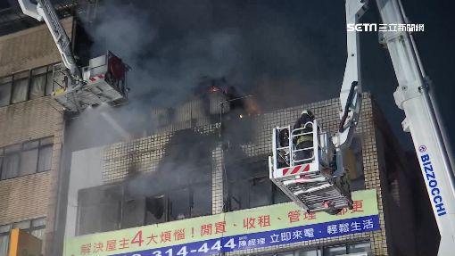 違建!木造隔22間雅房 火勢迅速延燒來不及逃