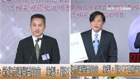 史上首場「罷昌說明會」 黃國昌、孫繼正交鋒 SOT