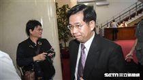 教育部長潘文忠26日前往立法院接受備詢。 圖/記者林敬旻攝