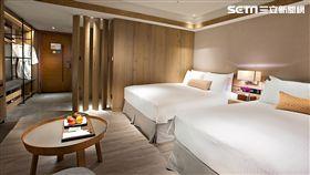 台東知本老爺酒店與華信航空合作。(圖/知本老爺提供)