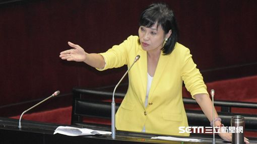 立法委員柯志恩 圖/記者林敬旻攝