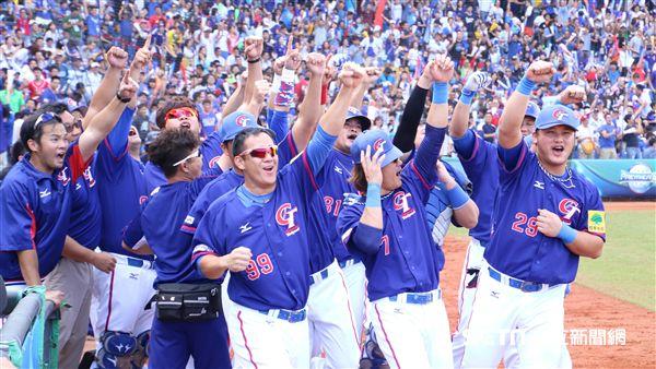 12強棒球賽預賽在2015年時在台灣舉行。(資料照/記者王怡翔攝)