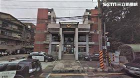 基隆市警局南榮派出所外觀(翻攝自Google Map)