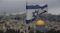 美國總統川普預料將承認耶路撒冷為以色列首都。(圖/美聯社/達志影像)