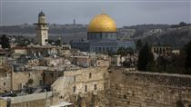 耶路撒冷JERUSALEM(圖/美聯社/達志影像)