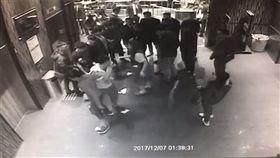 台北,信義區,夜店,推擠,衝突,皮帶刀
