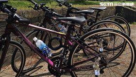 日本茨城縣築波水鄉自行車。(圖/茨城縣提供)