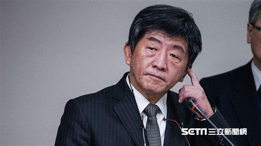 衛福部長陳時中7日受邀前往立法院備詢。 圖/記者林敬旻攝