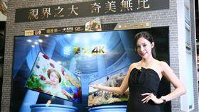 資訊月 CHIMEI奇美提供 4K電視 冰箱