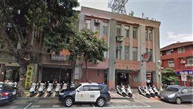 台北市警局建成派出所外觀(翻攝自Google Map)