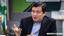 民進黨秘書長洪耀福 圖/記者林敬旻攝
