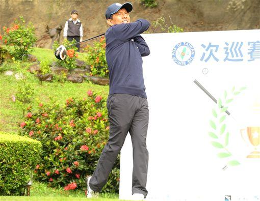 ▲黃志浪。(圖/台灣長春職業高爾夫協會提供)