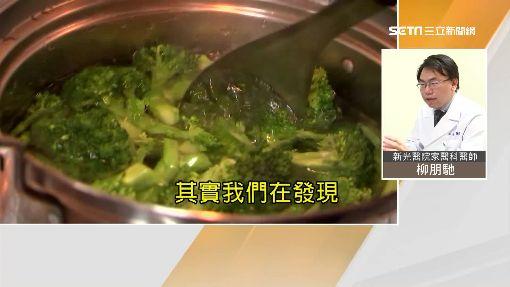 隔夜蔬菜會致癌? 醫:避免添加加工紅肉