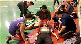 台北,消防,建國分隊,劉威政,CPR,AED