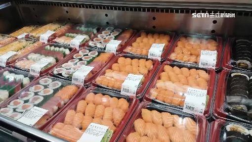 美式賣場熱銷款是它!壽司拼盤份量大