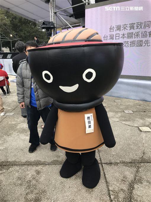日本東北遊樂日。(圖/記者簡佑庭攝)