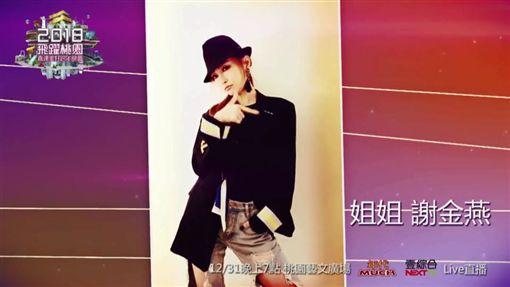 謝金燕/截取自年代提供影片