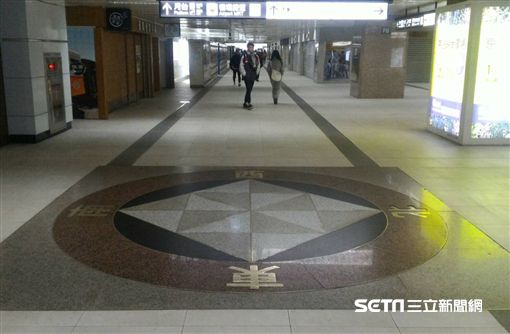 台北車站,北車。(圖/台鐵局提供)