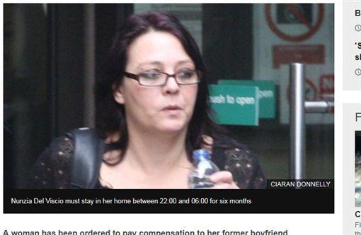 英國醉女友咬下男友睪丸/翻攝自BBC