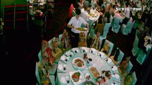 前女友桌不稀奇 婚禮喜宴出現「神明桌」