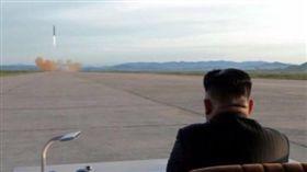 北韓,核試爆,核武,金正恩(圖/翻攝自推特)