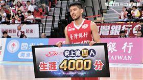 SBL台銀陳順詳生涯4000分達陣(圖/記者劉家維攝)