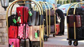 行李,飯店, 示意圖/翻攝自Pixabay