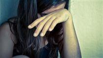 性侵、受害者示意圖/shutterstock,達志影像