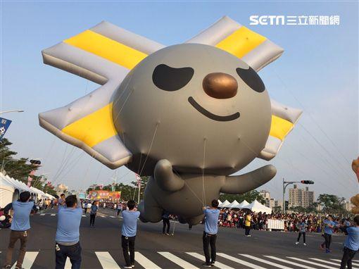 OPEN!大氣球遊行,大氣球遊行,狗年,毛小孩,高雄款,高雄市