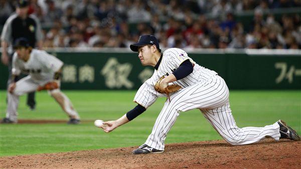 西武獅投手牧田和久將挑戰大聯盟。(圖/美聯社/達志影像)