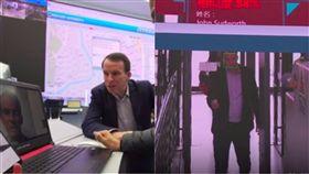 John Sudwort,天網,BBC,潛逃,監視器,人臉辨認,資料 圖/翻攝自微信