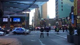 紐約市曼哈頓巴士站爆炸/Anthony DiLorenzo Twitter