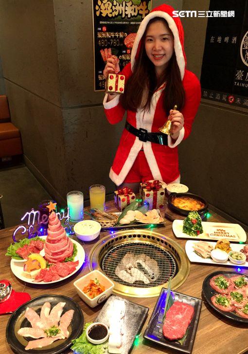 乾杯集團,黑毛屋,乾杯燒肉居酒屋,燒肉聖誕樹,老乾杯,Hsiang向the Bistro,聖誕節