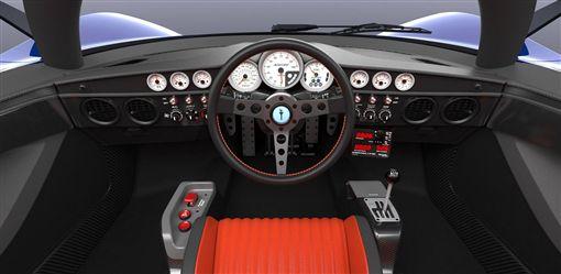 Super Car Scuderia Cameron Glickenhaus SCG 004S圖/車訊網