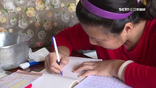 院方募款救母 「軟骨女孩」認字寫信感謝