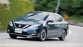 車訊網/有感的安全大幅進化Nissan Sentra
