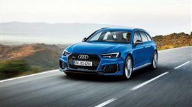 車訊網/Audi RS4 Avant在歐洲正式上市 台灣預計明年第二季露面