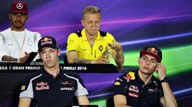 玩車,渦輪增壓,Tierra,Ford,避震器,車訊網,Verstappen,Kvyat,Red Bull 圖/車訊網